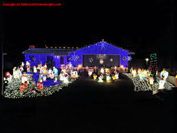 best christmas lights and holiday displays in petaluma sonoma county