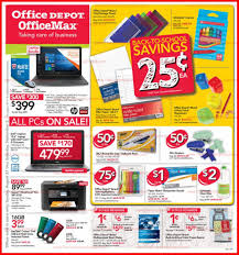 home depot black friday ad scan 2017 office depot officemax weekly ad scan 8 27 17 9 2 17 browse