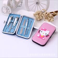 manicure set favors wmso2017 purse manicure set favors pink as low as rm5