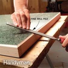 Plastic Laminate Flooring Make A Plastic Laminate Table Top Family Handyman