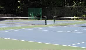 Tennis Courts Parks Recreation