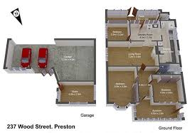 estate agent floor plans