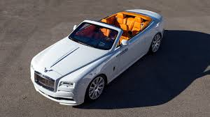 rolls royce dawn 2016 rolls royce dawn by spofec review top speed