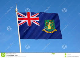 Virgin Islands Flag Flag Of The British Virgin Islands Stock Image Image Of Places