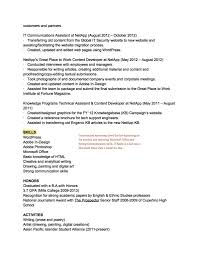Resume Submit For Job by 733764732722 Resume Free Template Download Resume Example For