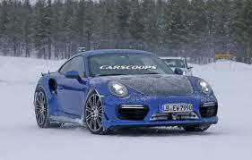 porsche car 2018 2018 porsche 911 gt2 rs scooped the widowmaker is back