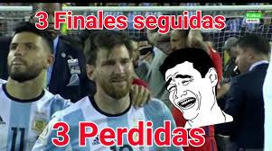 Memes Sobre Messi - memes contra messi inundan las redes panamá américa
