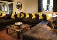 what colour cushions go with chocolate brown sofa memsaheb for