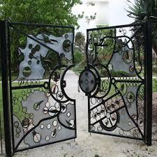 garden arch wrought iron gate garden arch wrought iron gate