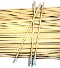 wood craft dowels 6 30 pkg joann