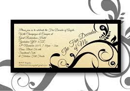 50th Birthday Invitation Cards Birthdays U0026 Any Occasion Celebration Invitations Design By Caroline