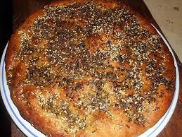 cuisine libanaise recettes recette de manakish recette libanaise