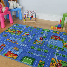 Childrens Play Rug Children U0027s Play Rug With Roads Home Design Ideas