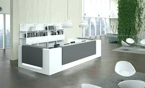 Designer Reception Desk Office Counter Mesmerizing Reception Desk Design Furniture Design