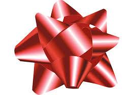 big present bow big christmas bows happy holidays
