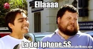 Iphone 5s Meme - ellaaaa la del iphone 5s meme de ella imagenes memes