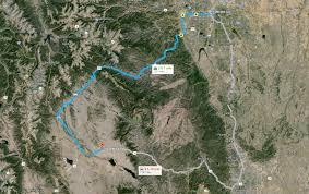 Breckenridge Colorado Map by Colorado Land With Panoramic Mountain Views Frontier Properties Usa