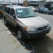 mazda tribute 2012 tokunbo mazda tribute 2003 n950 000 00 autos nigeria