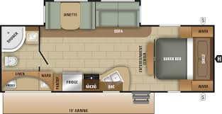 Bunkhouse Rv Floor Plans by Ultra Light Travel Trailer Floor Plan 2018 Launch Ultra Lite