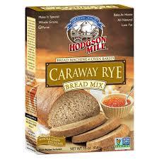 Bread Machine Onion Bread Amazon Com Hodgson Mill Caraway Rye Bread Mix 16 Ounce Units