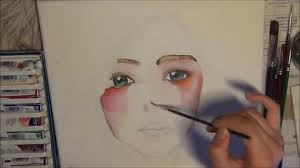 water colour painting youtube