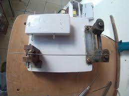 baijal diy rc glow engine test bench