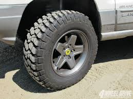 33 12 50 R20 All Terrain Best Customer Choice Tires We Roll On 2012 Seven Popular Tire Choices 4 Wheel Drive