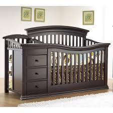 Baby Cribs With Changing Tables Baby Cribs Delightful Black Crib With Changing Table Black Crib