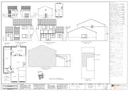 house perspective with floor plan small house plans with roof deck storey floor plan perspective