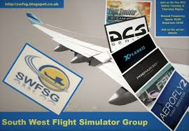 South West Flights by South West Flight Simulation