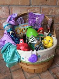 Themed Gift Basket Ideas Disney Easter Basket