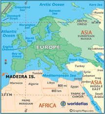 africa map islands madeira islands map geography of madeira islands map of