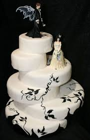 amazing gothic wedding cakes u0026 designs