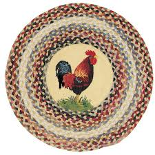 Round Rug 6 by Capel Somewhere In Time 5 U00276