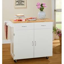 kitchen islands with drawers white kitchen islands carts you ll wayfair