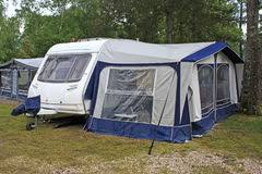 Used Caravan Awnings Caravan Awning Stock Photos Sign Up For Free