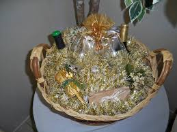 miscellaneous county baskets gold decorated aransas gifts