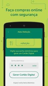 consulta de saldo visa vale social alelo virtual android apps on google play