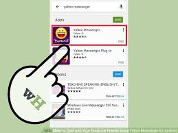 yahoo apps for android how to chat with your friends using yahoo messenger for