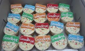 farewell and goodbye cakes and cupcakes cakes and cupcakes mumbai