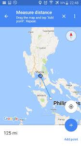 Luzon Map Monzo In The Philippines Discussion Travelling With Monzo