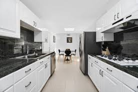 white kitchen cabinets black tile floor best 60 modern kitchen white cabinets ceramic tile floors