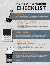 What To Look For In A Home Inspection Checklist by Winterizing Your Home Checklist Weatherproofing U0026 More Homeadvisor