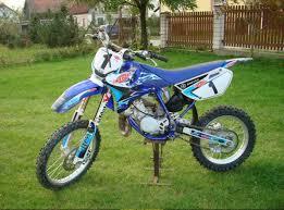 2007 yz85 váha