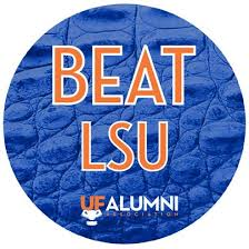 lsu alumni sticker go gators this beat lsu sticker of