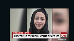 Abercrombie And Fitch Resume Scotus Rules Muslim Woman Should Not Have Been Denied Job Over