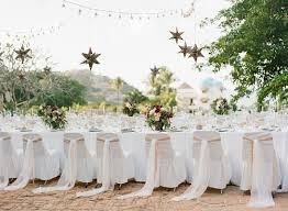 table and chair covers destination rehearsal dinner and welcome party in sayulita mexico