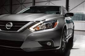 nissan altima 2017 black edition 2017 nissan altima sr midnight edition headlight photos