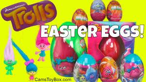 jumbo plastic easter eggs dreamworks trolls eggs easter plastic egg chocolate