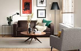 Room And Board Leather Sofa Ian Custom 81